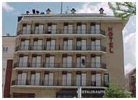 Hotel La Bilbaína